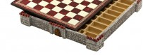 Chess Boards Leatherette and Leatherlike
